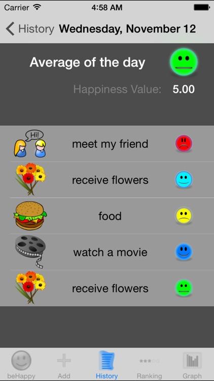 beHappy screenshot-3