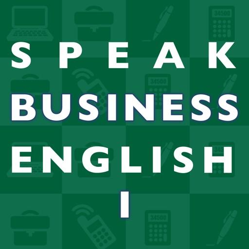 Speak Business English I