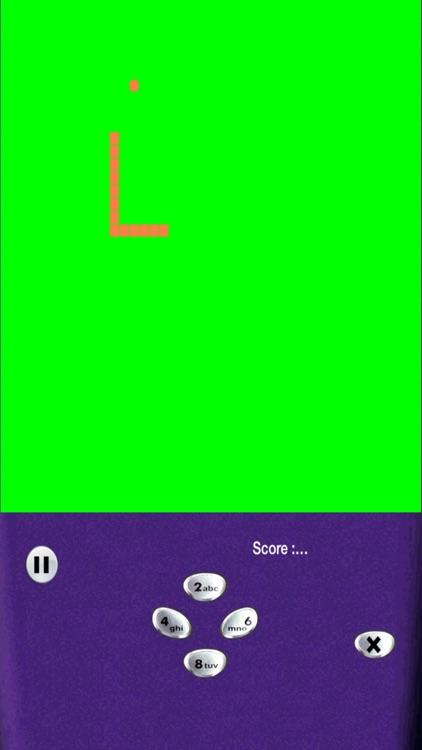 Classic Snake - Retro Game