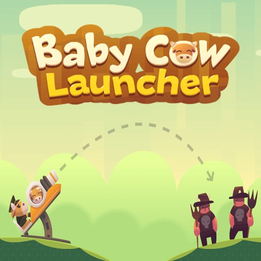 Baby Cow Launcher icon
