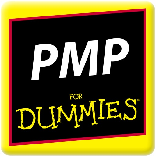 PMP Certification Exam Practice For Dummies icon