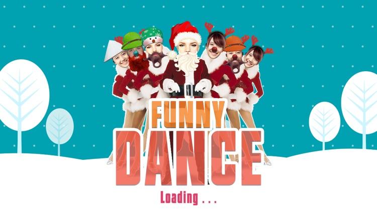 Funny Dance - dancing elf