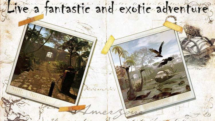Amerzone: The Explorer's Legacy - (Universal) screenshot-3
