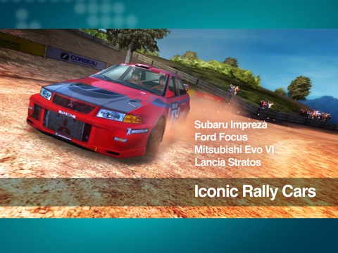 Screenshot #2 for Colin McRae Rally