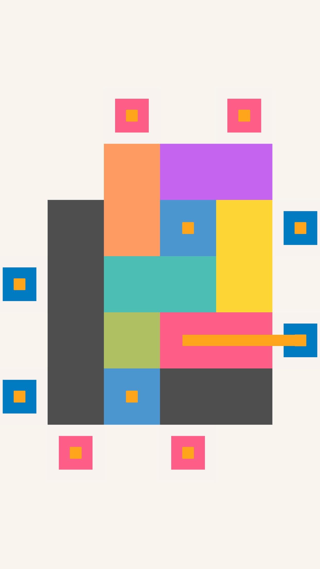 Screenshot do app Shapist