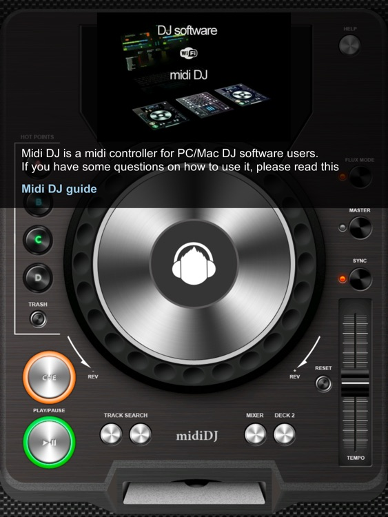 Midi Dj Lite screenshot-3