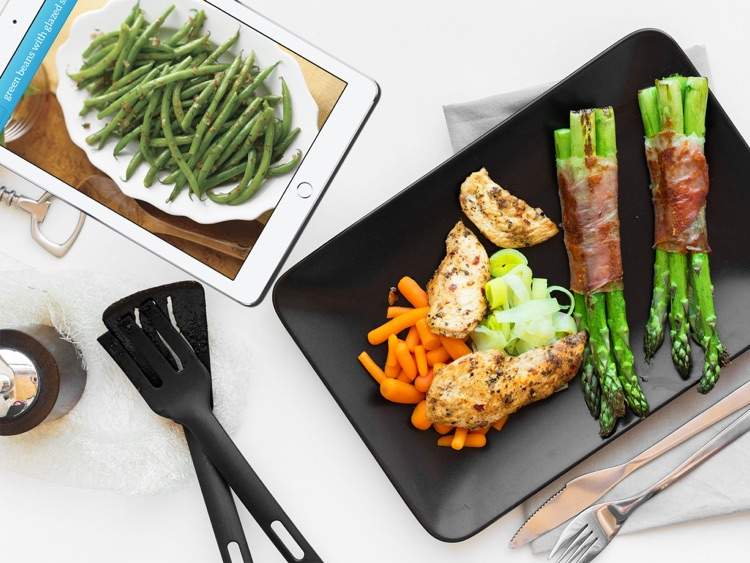 Cookbook - Rice & Noodles for iPad screenshot-3