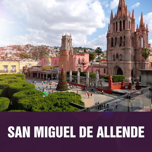 San Miguel de Allende Travel Guide icon