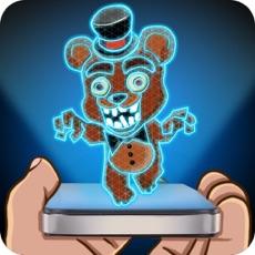 Activities of Hologram Freddy Joke