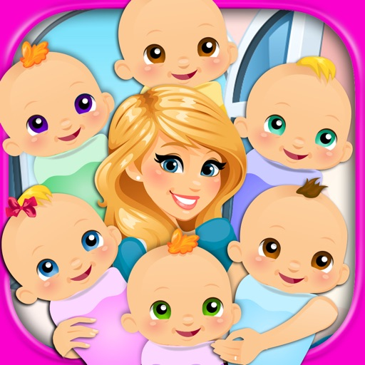 My Sextuplets Newborn Babies - Mommy's Baby Care & Multiples FREE