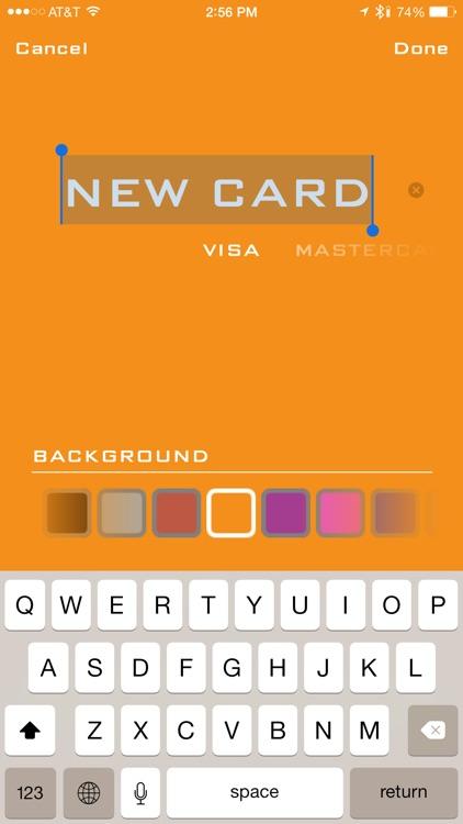 Card Select screenshot-4