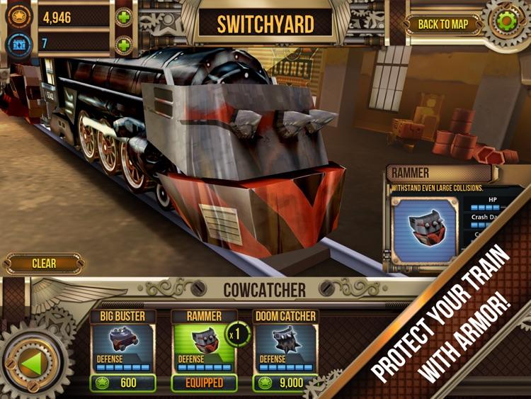 Lionel Battle Train screenshot-3