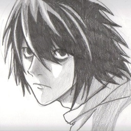 How To Draw Anime - Death Note