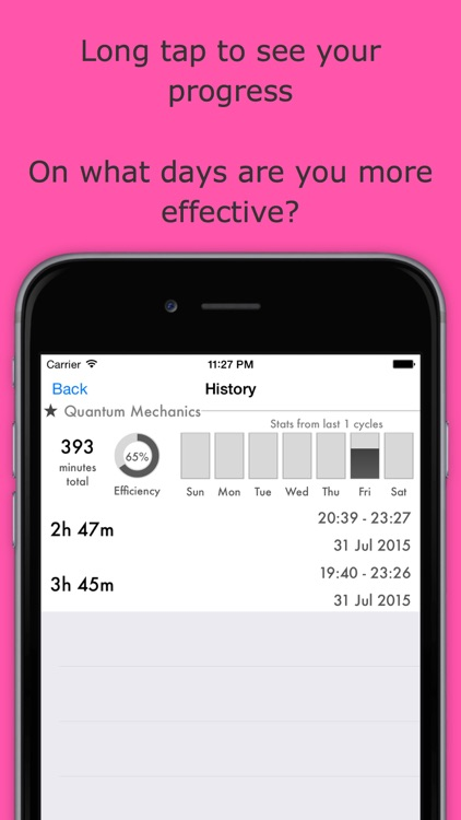 Systematic - Set goals, track time & build habits