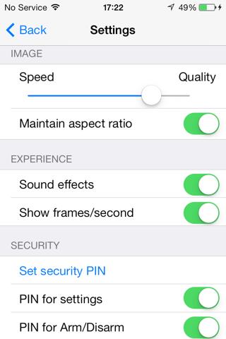 Screenshot of iCatcher Pro