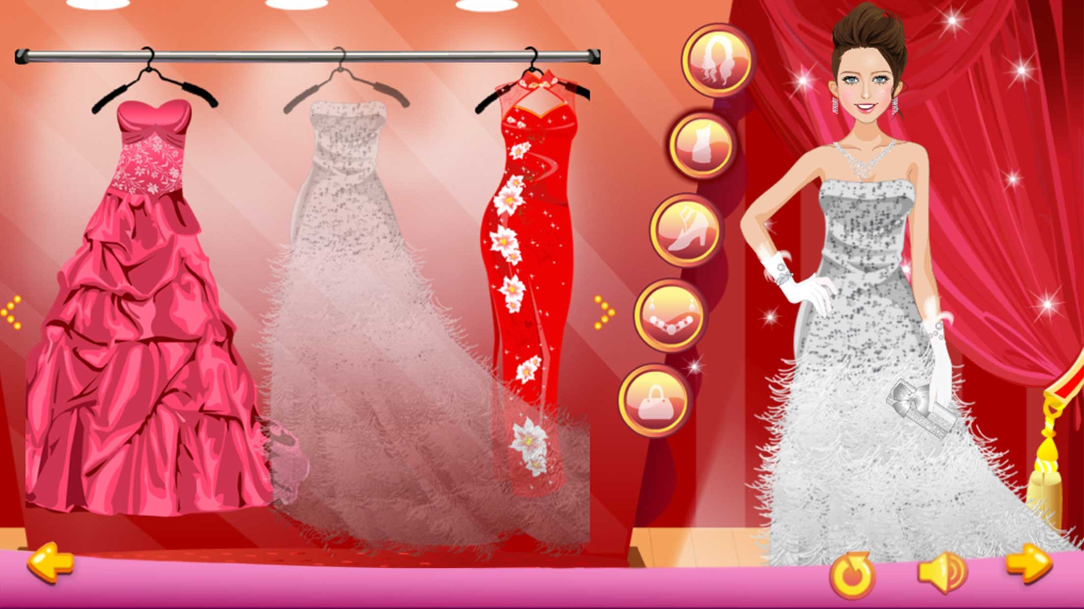 Dress Up - Red Carpet Screenshot