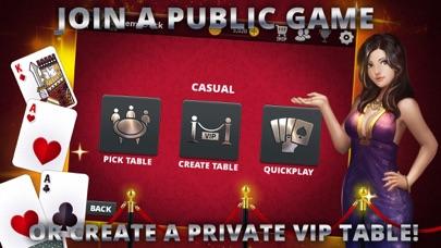 Asian Poker - Big Two screenshot two