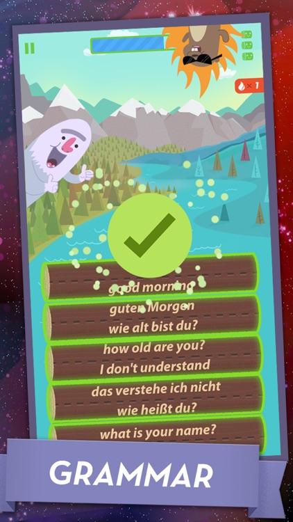 Learn German by MindSnacks screenshot-3