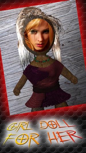 Voodoo Doll of My Ex -- The Best Boyfriend Girlfriend Free Hex