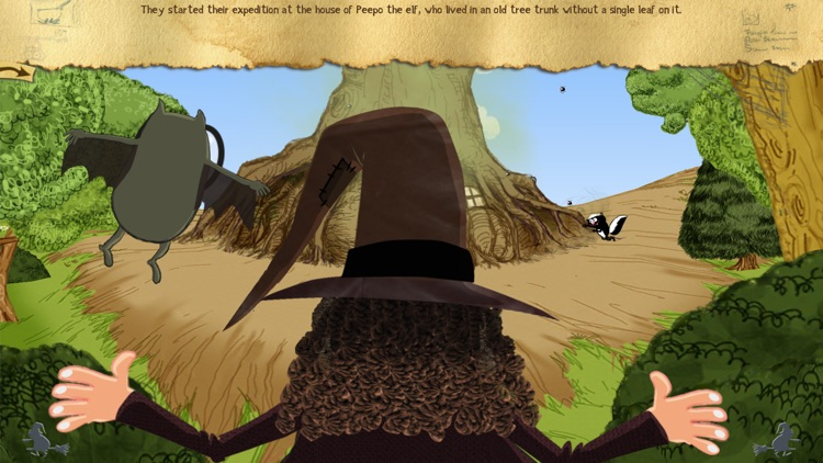 The Witch With No Name screenshot-3