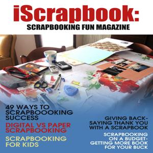 iScrapbook Magazine app