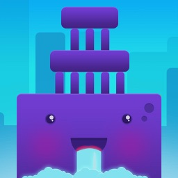 Cartoon Tower - Free Game For Endless Adventure