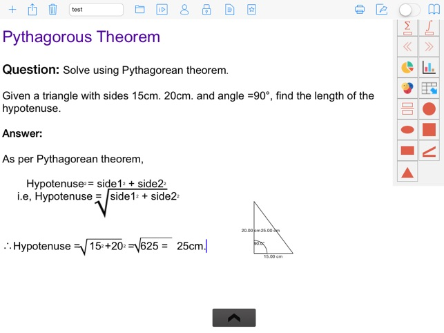 Mathscribe on the app store for 0co om cca 9 source table