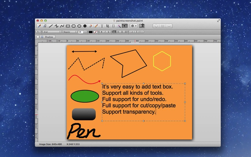 Paint Pad скриншот программы 1