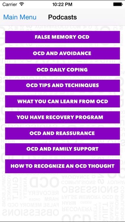 Fast OCD Recovery screenshot-4