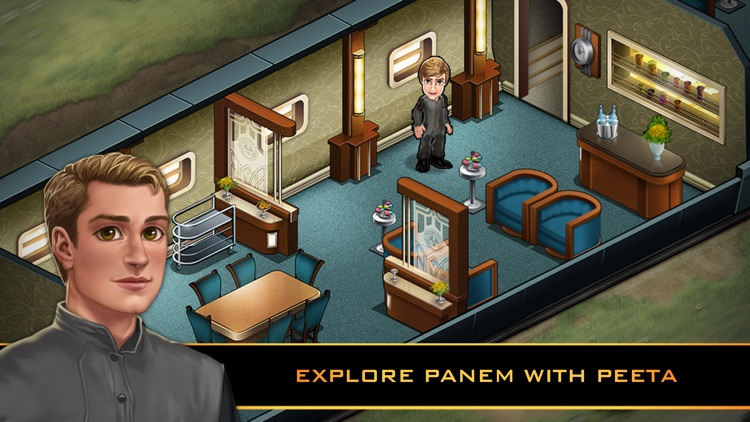 The Hunger Games Adventures screenshot-0