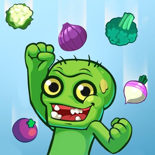 Zombie Farm Bubbles - Free