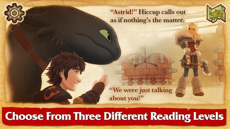 DreamWorks Press: Dragons