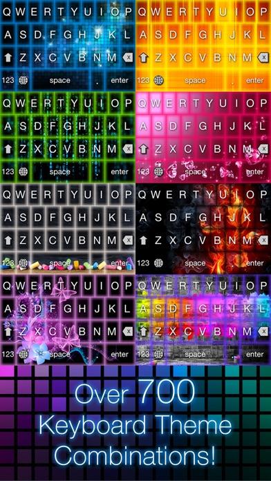 Glow Keyboard - Customize & Theme Your Keyboards Screenshot 5