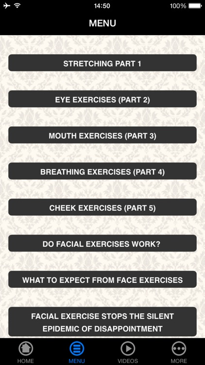 How To Exercise Facial Muscles - Make Your Face Younger screenshot-3