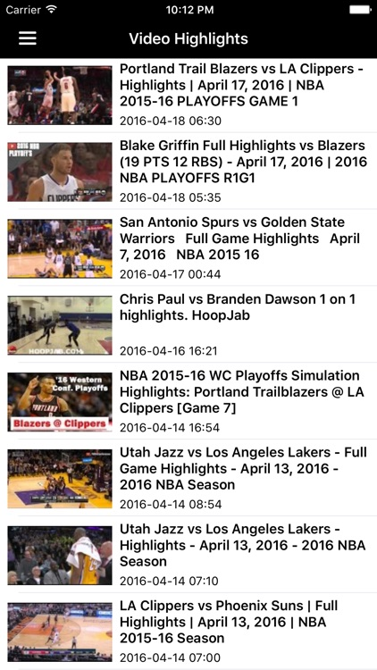 News Surge for Clippers Basketball News Free screenshot-3