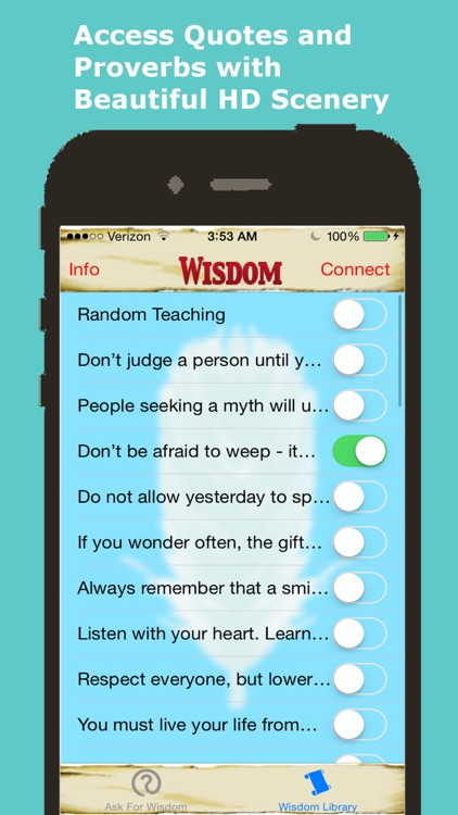 Native American Daily Wisdom screenshot-2