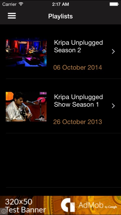Kripa Unplugged - Official App screenshot-2