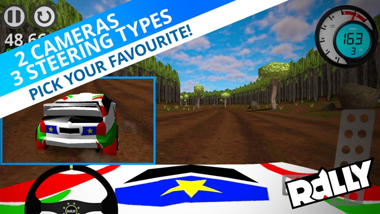 Rally Championship screenshot-4