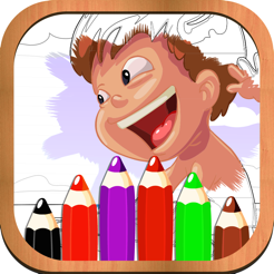 Paint Color Kid - Childrens\'s Drawing Desk , Paintbrush, Draw,Doodle ...