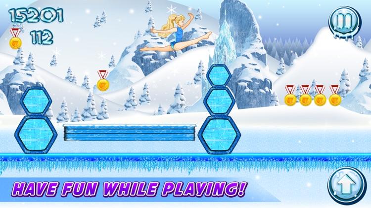 Ice Queen Adventure Gymnastics!