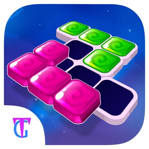 Galaxy Blocks Mania iOS App