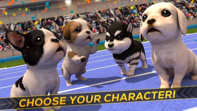 Puppy Evolution: The Dog Runner