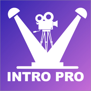 Intro Maker for iMovie & Youtube app