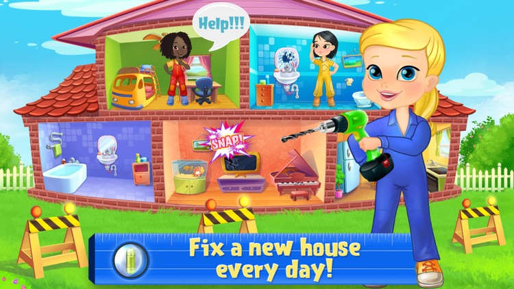 Fix It Girls - House Makeover screenshot-3