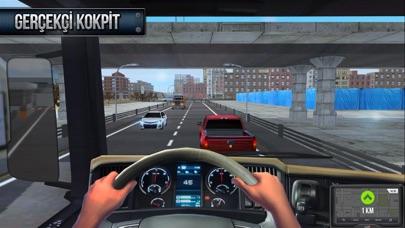Truck Simulator 2017 iphone ekran görüntüleri