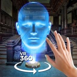 VR Hologram in House Joke