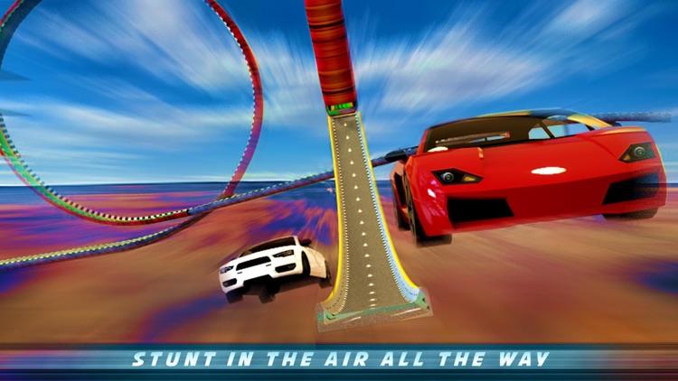 Extreme GT Racing Stunt Car screenshot-4