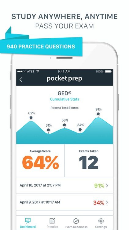 GED Exam Prep 2017 Edition