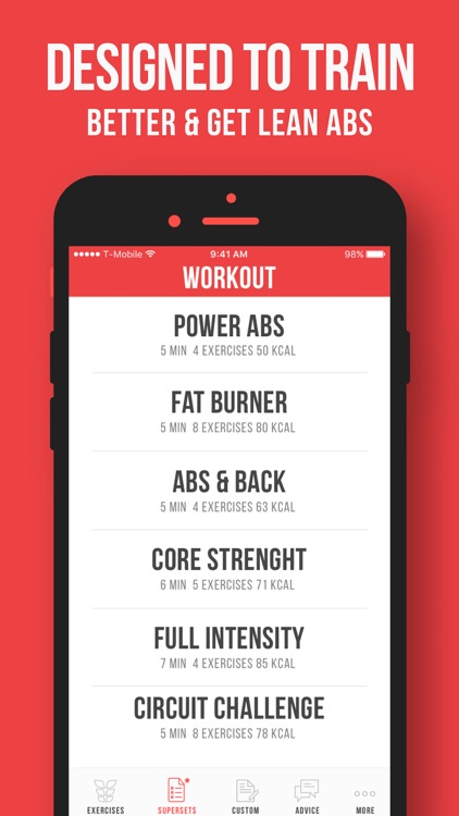 VGFIT ABS screenshot-4