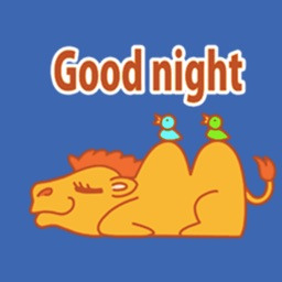 Nighty night Stickers